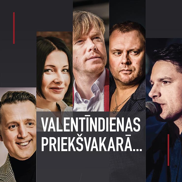 Jubilejas koncerts Rīgā – 13.02.2020