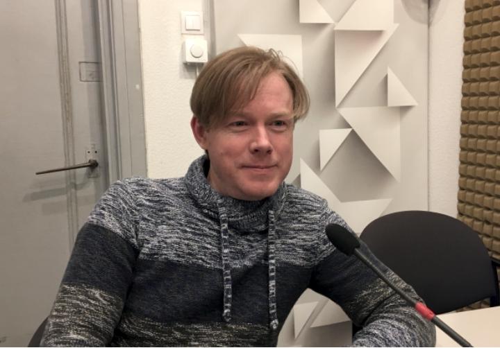 """Saruna Latvijas radio raidījumā """"Kultūras rondo"""", 28.01.2020"""