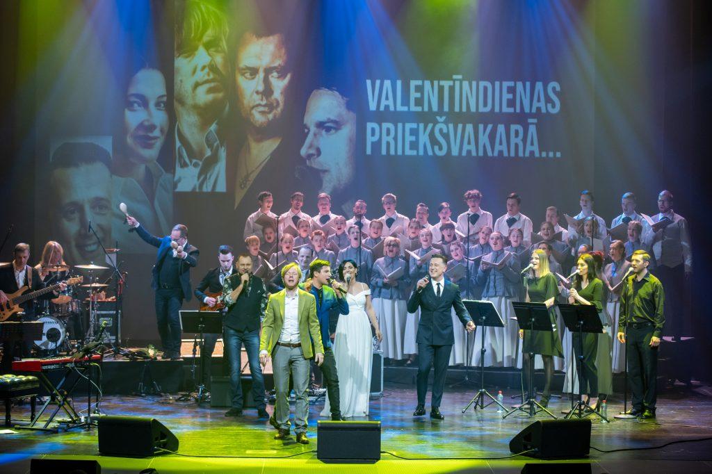 Jubilejas koncerta ieraksts LR2 ēterā 8.03.2020