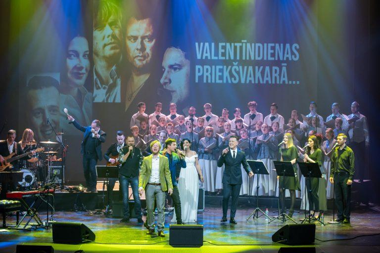 40 gadu jubilejas koncerts Rīgā, VEF Kultūras pilī, 13.02.2020