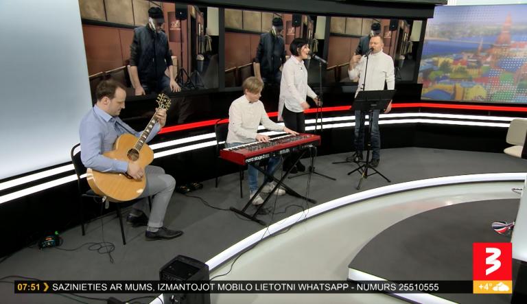 """Intervija TV3 raidījumā """"900 sekundes"""", 11.02.2020"""