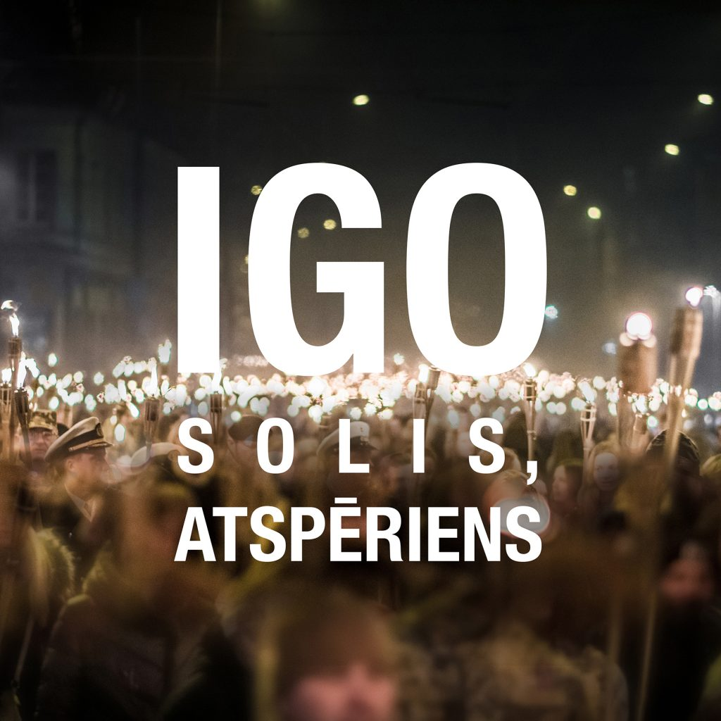 "IGO – ""Solis, atspēriens"""