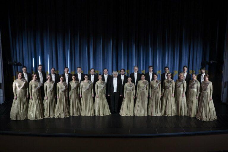 """Jānis Strazds sadarbībā ar kori """"Ave Sol"""" – koncerts """"Ziemassvētku noskaņa"""" (pilns koncertieraksts)"""