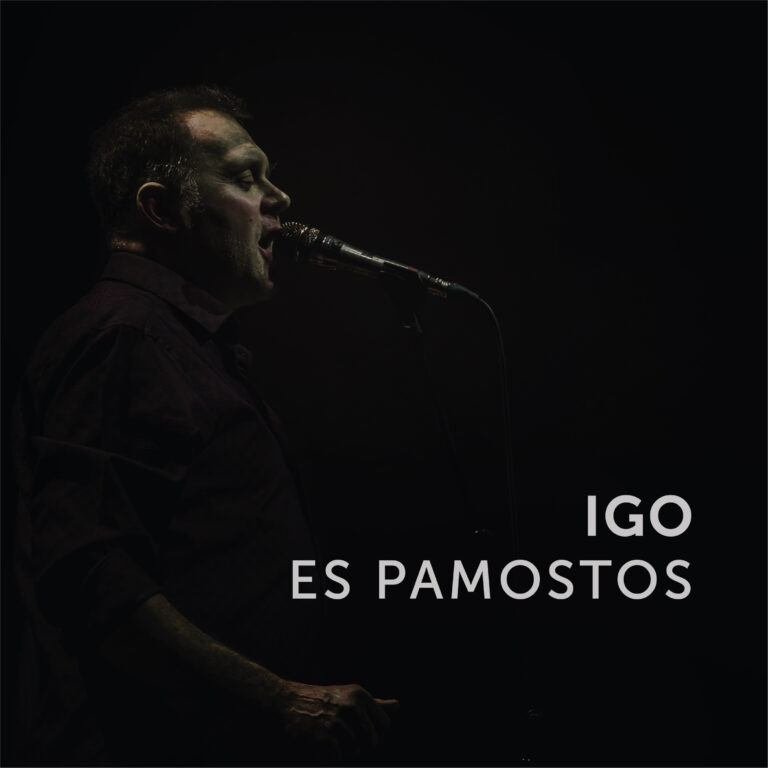 """IGO – """"Es pamostos"""""""